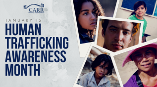 Human Trafficking Awareness Month 2018 – NAMS
