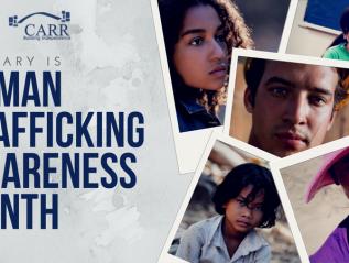 Human Trafficking Awareness Month 2018 –NAMS