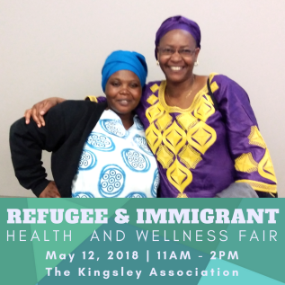 Refugee & Immigrant Health and Wellness Fair