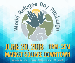 World Refugee Day Pittsburgh2018